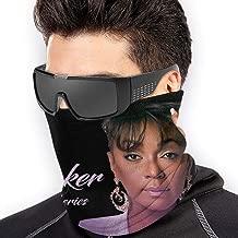 SabarLys Anita Baker Unisex Neck Gaiter Warmer Windproof Mask Dust Wind Seamless Multifunction Headwear UV Face Mask