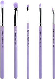 Bdellium Tools Eco-Friendly Purple Bambu Sultry Eyes 5pc. Set