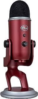 Blue Microphones Yeti - Micrófono USB para grabación y transmisión en PC y Mac, transmisión de juegos, llamadas de Skype, ...
