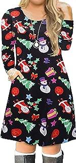 Best christmas party plus size dresses Reviews