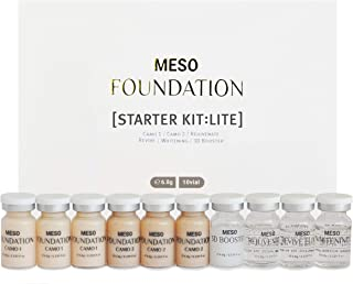 BB Glow Skin Treatment � MTS Meso Ampoule Serum Starter Kit Lite � For Professional Only � Made in Korea