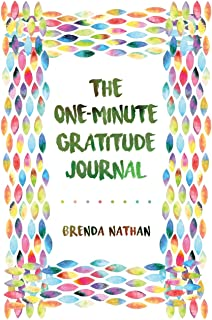 Sponsored Ad - The One-Minute Gratitude Journal