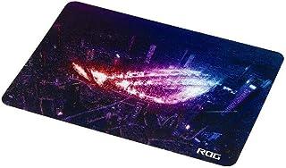 ASUS 高い耐久性と携帯性, 光学およびレーザーマウスに最適 ゲーミングマウスパッド ROG STRIX SLICE