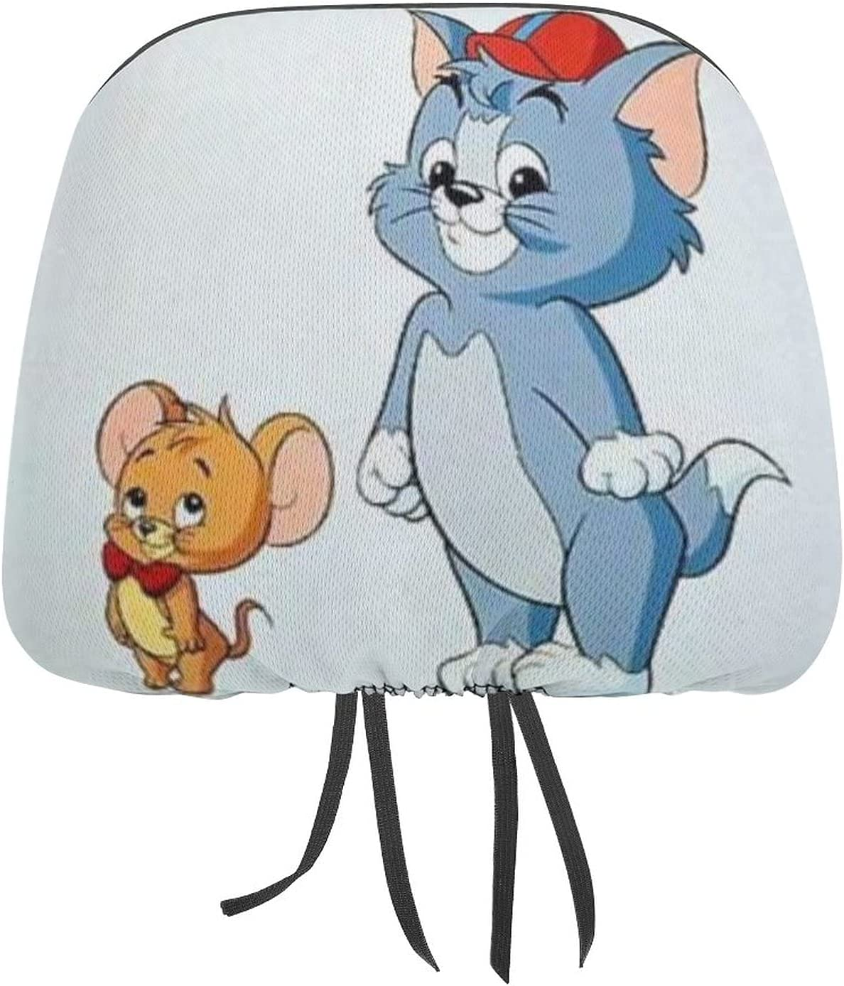 NoMoreFamous Car Seat Covers Protection Headrest A surprise price is realized Cover Rare of