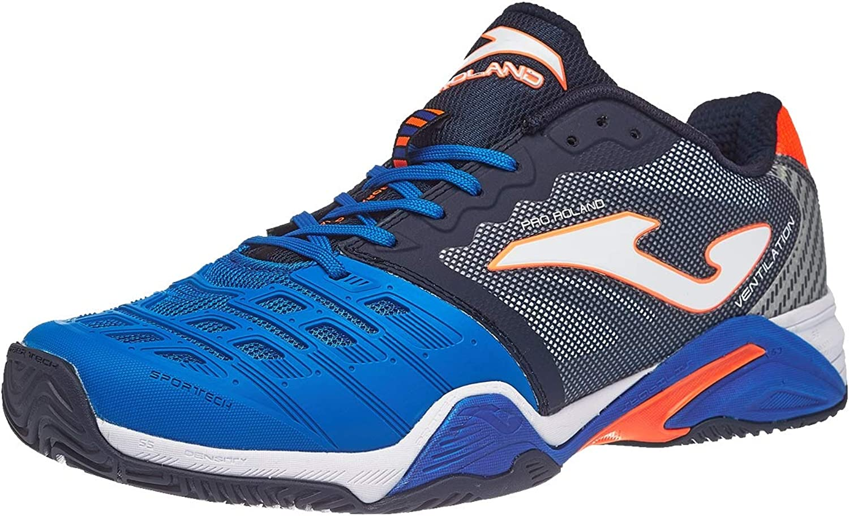 Joma Pro Roland blå    orange herrar skor  online outlet försäljning