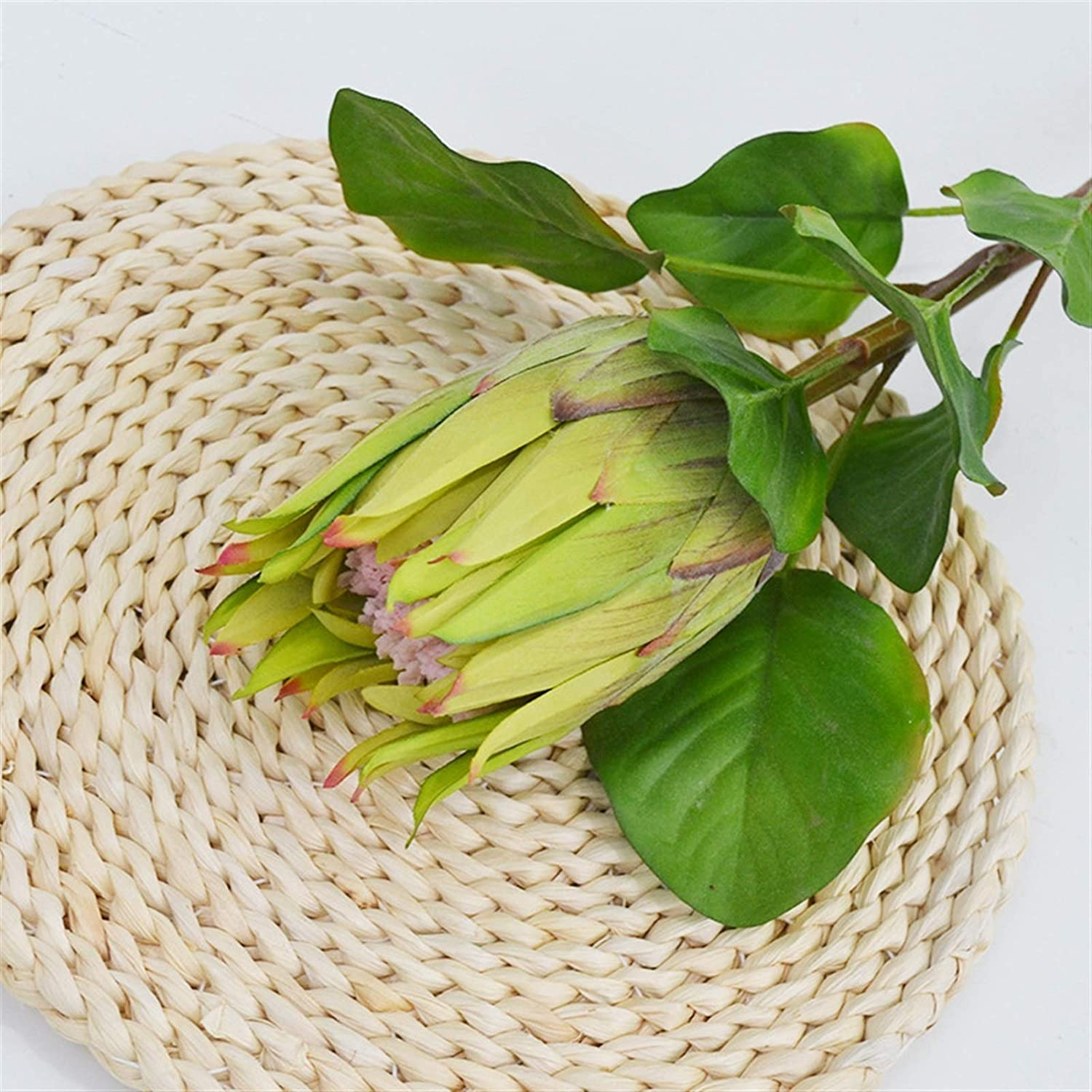 KZEE Artificial Flowers Silk Weddin Spring new work one after another Home Max 84% OFF for