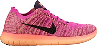 Nike Kid's Free RN Flyknit GS Running Shoes