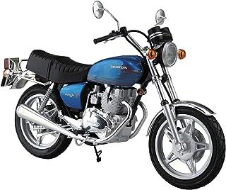 青島文化教材社 1/12 バイクシリーズ No.38 ホンダ ホーク2 CB400T プラモデル