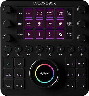 Loupedeck Creative Tool: La Consola de edición Personalizada para fotografía, vídeo, música y diseño