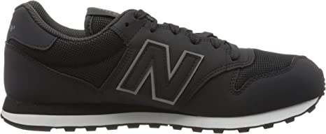 Amazon.com: Zapatillas New Balance 500 Hombre Negro GM500TRX ...