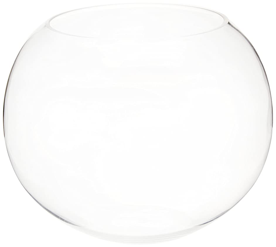 CYS EXCEL 10 INCH Height Terarium Glass Bubble Bowl, 10