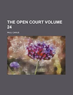 The Open Court Volume 24