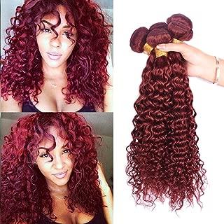 Best red curly hair bundles Reviews