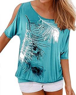 Oliviavan T-Shirt Uomo Bianche Magliette Uomo Manica Corta Slim Estivo Casual Maglietta Collo Rotondo T-Shirt con Stampa Divertenti Camicetta Top Casual Elegante T-Shirt Semplice da Uomo