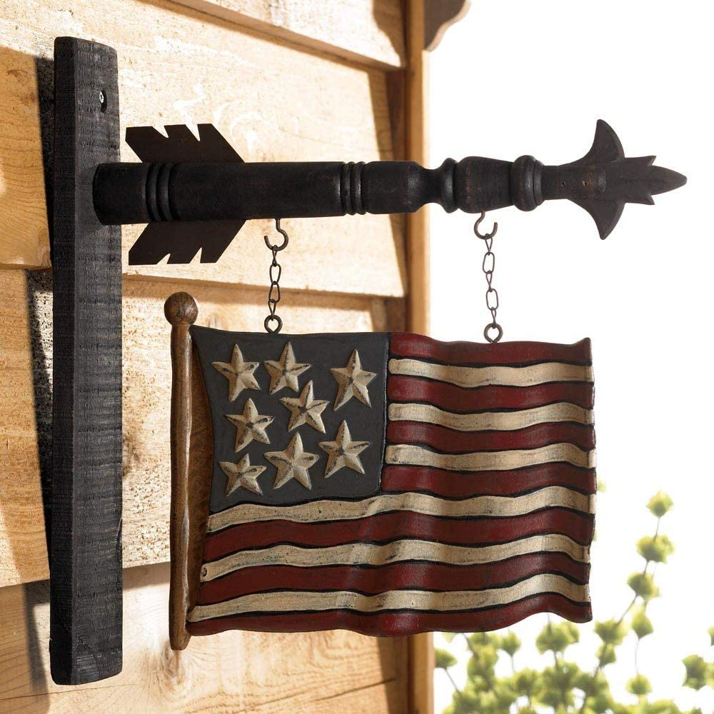 KK Interiors B5751 Carved 35% OFF Flag Arrow x Replacement 12.50 10.00 Raleigh Mall
