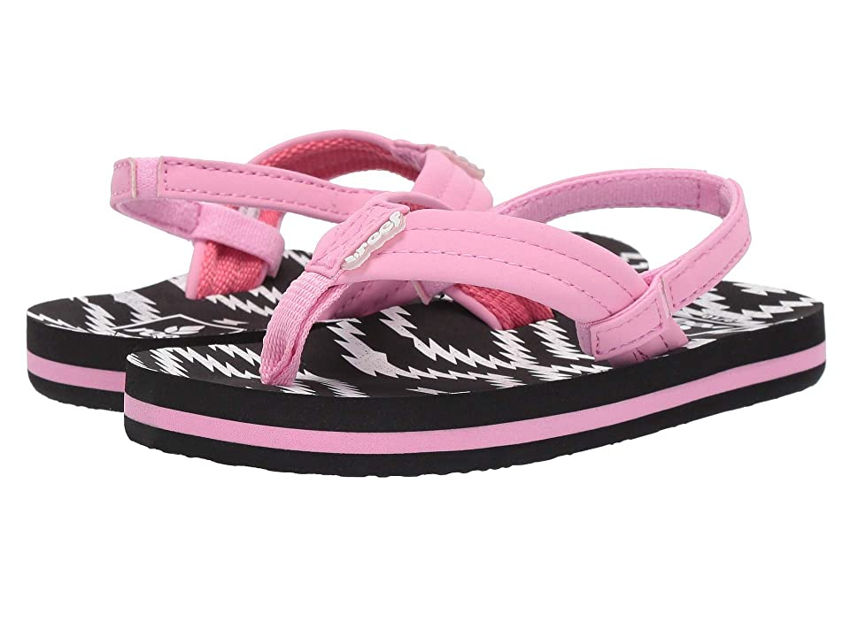 Reef Kids Little Ahi (Toddler/Little Kid) (Loretto) Girls Shoes