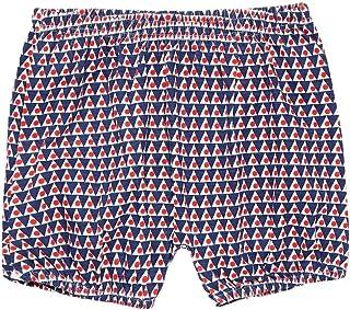 Sense Organics Baby Shorts dunkelblau Gemustert Bio Baumwolle