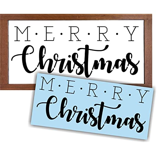 photo about Merry Christmas Stencil Free Printable named Significant Xmas Stencils: