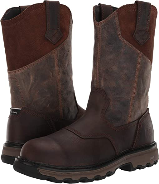 Classic Brown Full Grain Leather
