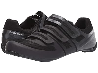 Pearl Izumi Quest Road Cycling Shoe (Black/Black) Men