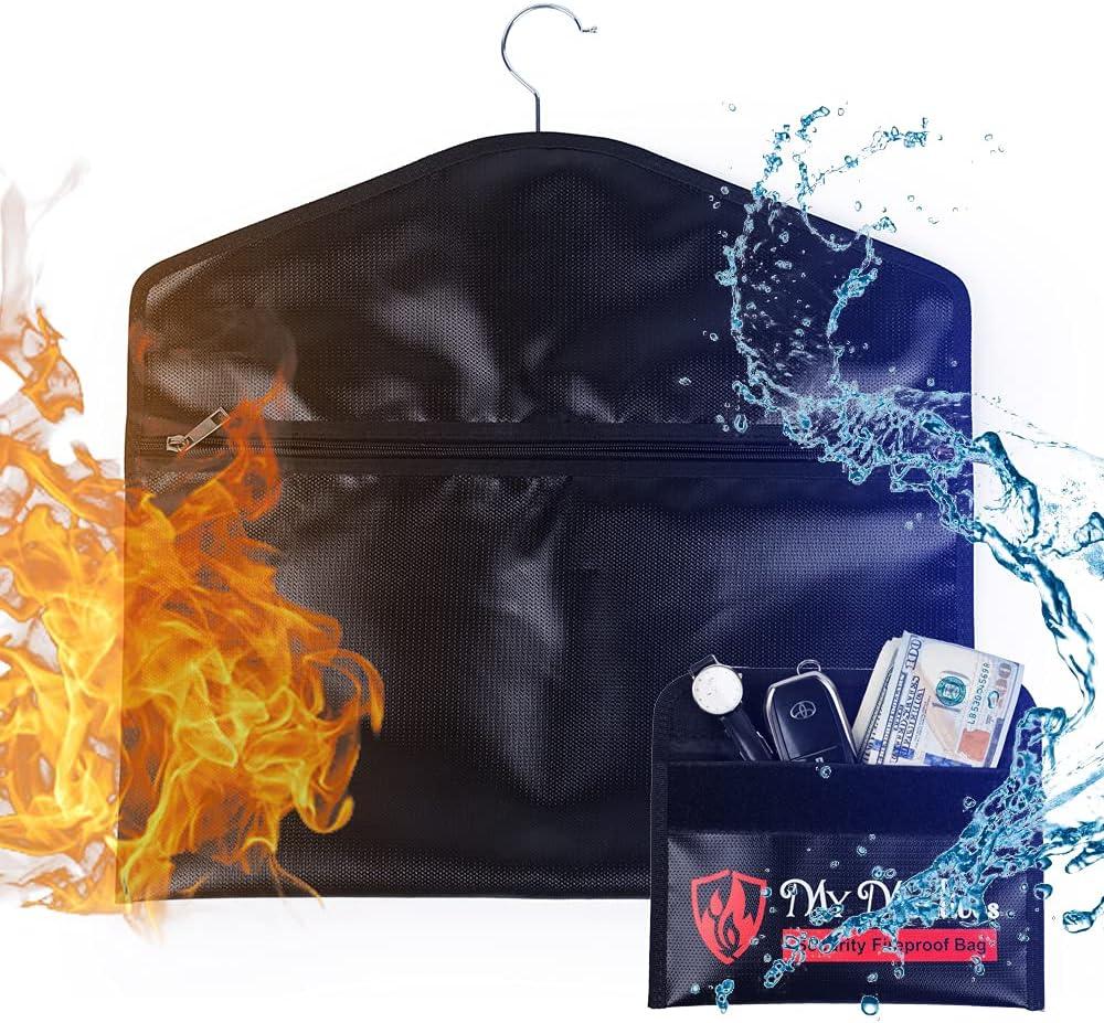 LiveBe Hanger Max 57% OFF free Fireproof Diversion Secret Pocket Safe Hidden