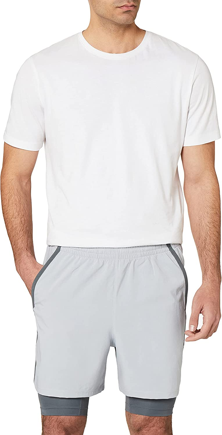 Under Armour Men's Shorts 2-in-1 Max 50% OFF Qualifier A surprise price is realized