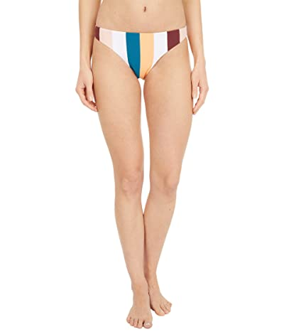 Roxy Holiday Jungle Moderate Bikini Bottoms Women