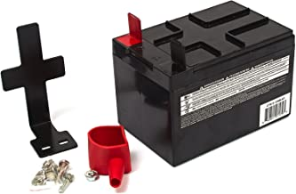 Briggs and Stratton 7600188YP Oregon Sealed Battery Kit, Black