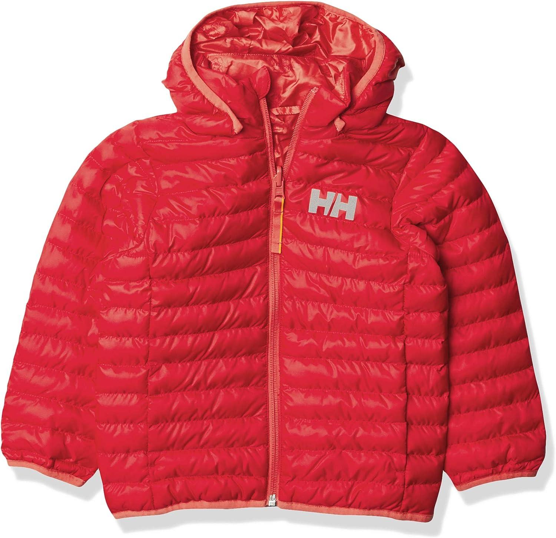 Helly-Hansen Today's only Unisex-Child Kids Storm Jacket Reversible shop Insulator