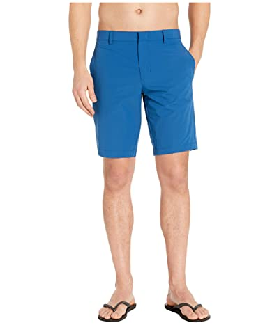 BOSS Hugo Boss Liem Technical Shorts (Bright Blue) Men