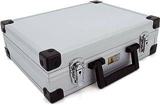 comprar comparacion allit 424100 AluPlus Basic - Maletín para Utensilios (tamaño Grande), Color Plateado