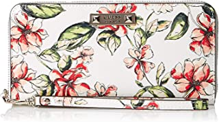 GUESS Tiggy Floral Large Zip Around Wallet