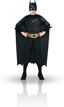 Rubies- Batman Disfraz infantil, colección The Dark Knight Rises, L (7-8 años) (Rubies Spain 880400-L): Amazon.es: Juguetes y juegos
