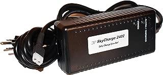 New SkyCharge 2402 Charger for Bruno Stair Lift Stairlift SRE-1540, SRE-1550, SRE-2000, SRE-2010 Elite, CRE-2110 Curved, SRE-2750 Models, OEM-2402, BCR-24018