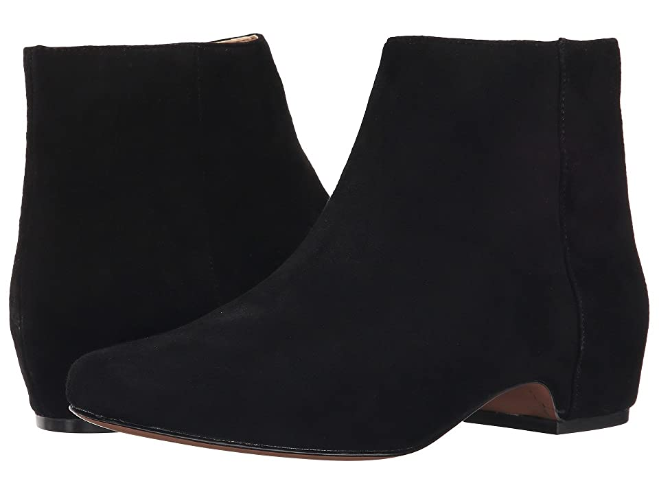 Nine West Hugginsi (Black Suede) Women