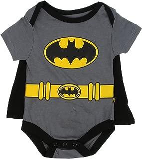 Infant Baby Boys Creeper Onesie Bodysuit Snapsuit with Cape