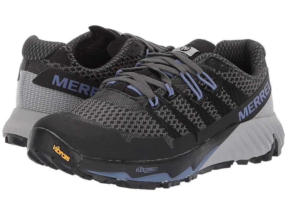 e4fafa4527ba Merrell Agility Peak Flex 3 (Black) Women s Shoes