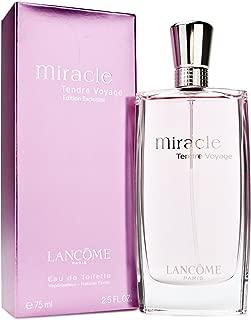 Lancome Miracle Tendre Voyage By Lancome For Women Eau De Toilette Spray, 2.5-Ounce / 75 Ml