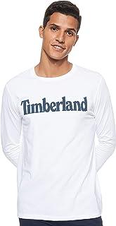 Timberland Men's TFO LS Logo T-Shirt
