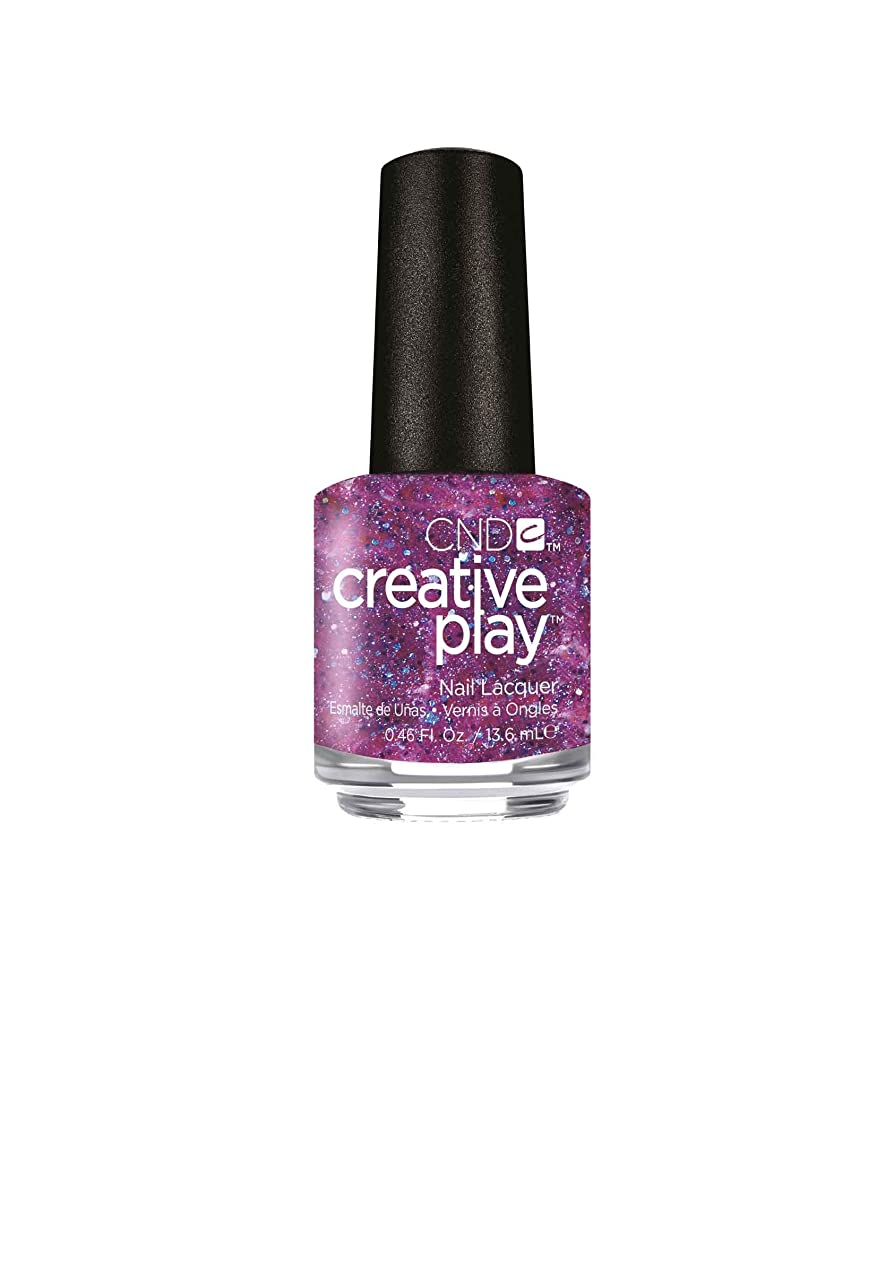 報酬の痛みまたはどちらかCND Creative Play Lacquer - Positively Plumsy - 0.46oz / 13.6ml