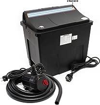 SunSun Filtre Biologique CBF-200T Système de Filtration Complet, UV+ Pompe