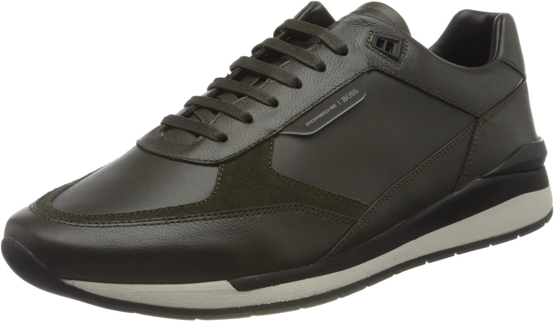BOSS Men's Washington Mall Sneakers Low-top 1 year warranty