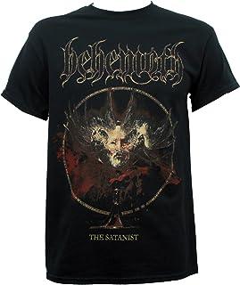 تي شيرت The Satanist للرجال من Behemoth أسود