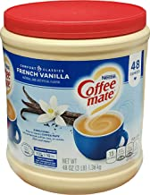 Coffee Mate French Vanilla Creamer, 48 oz