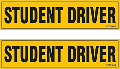 Best student driver magnets for cars