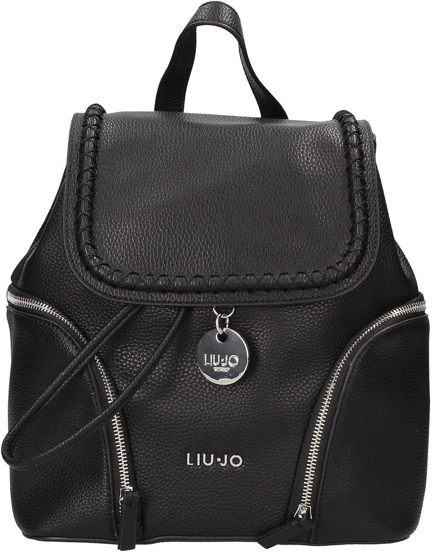 Liu Jo A19016 E0086 Rucksack Damen B07MH2B8YH  Hohe Qualität und geringer Aufwand