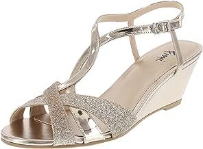 Fioni Women's Grace Low-Heel Wedge