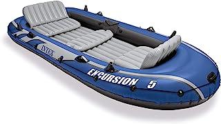 مجموعه ای از قایقهای بادی 5 نفره Intex Excursion 5 Person