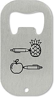 P.P.A.P. Pen Pineapple Apple Pen Funny Abrebotellas