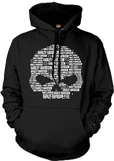 Best black skull hoodie Reviews